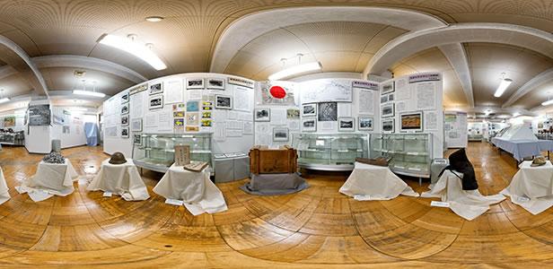 稲城市郷土資料室