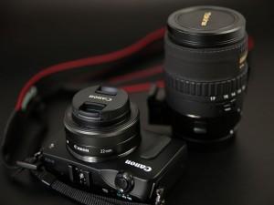 Canon EOS M + Tokina 10-17mm