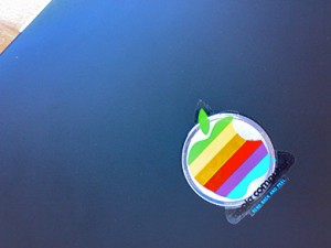 Apple on DELL