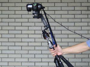 パノラマにおける真下(nadir)の撮影方法